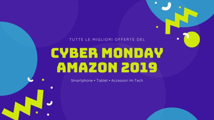 Cyber Monday Amazon 2019