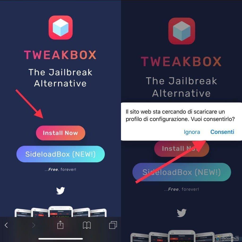 TweakBox Spotify Premium gratis iPhone