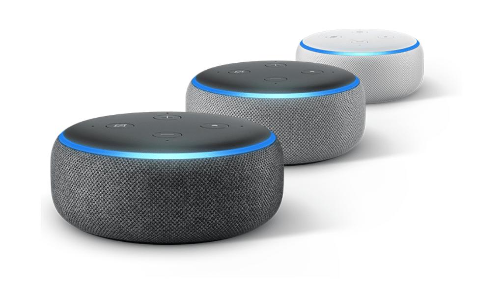 come si configura un Amazon Echo