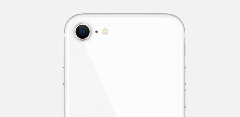 Fotocamera iPhone SE 2
