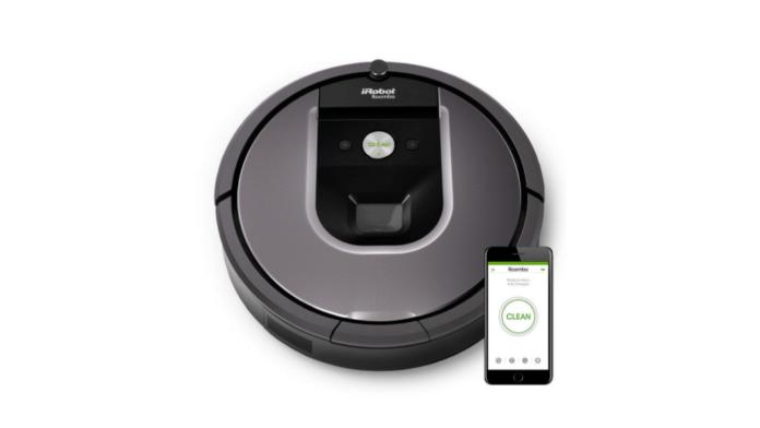 Recensione iRobot Roomba 960