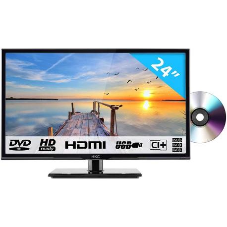HKC 24C2NBD TV da 24 pollici con Lettore DVD Integrato non smart 1