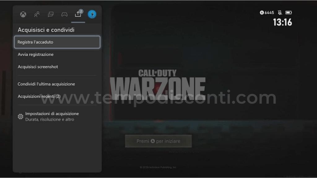 Come registrare video su Xbox Series X S