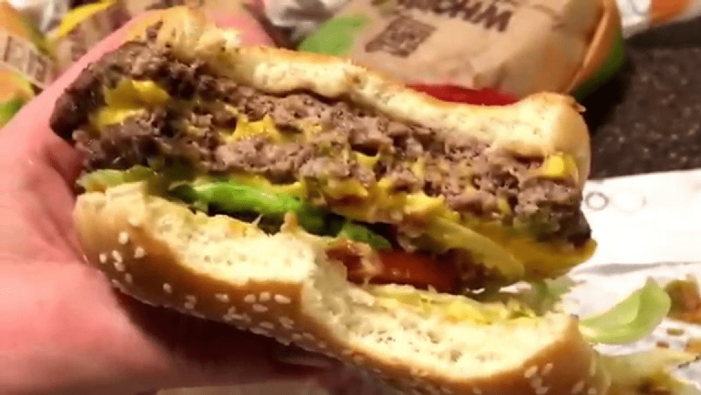 panino burger kin sconto 5 euro
